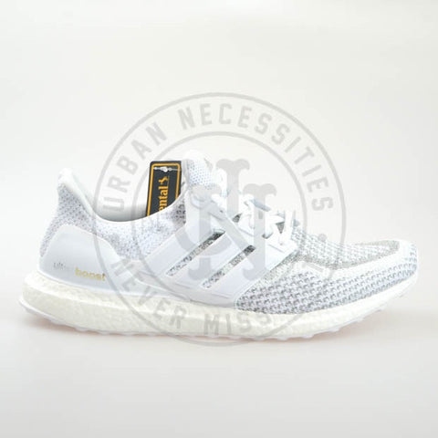 Adidas Ultra Boost Triple White 3M-Urban Necessities