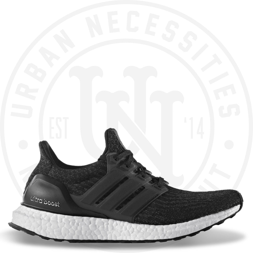 Adidas Womens Ultra Boost 3.0 'Core Black' - S80682-Urban Necessities