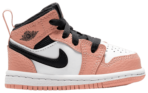 Air Jordan 1 Mid GT 'Pink Quartz' - 644507 603-Urban Necessities