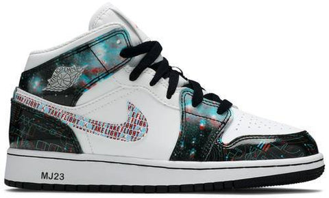 Air Jordan 1 Mid SE GS 'Take Flight' - BQ6931 114-Urban Necessities