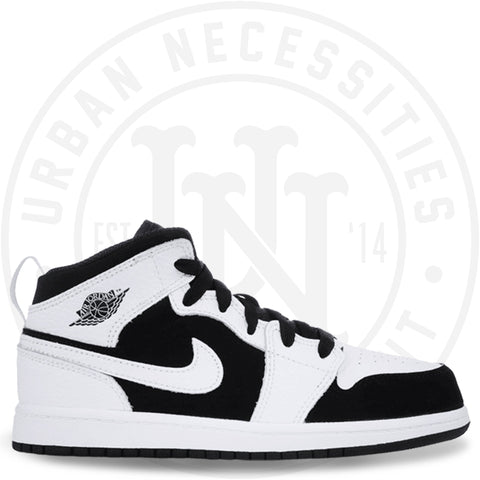 Air Jordan 1 Mid TD 'White'- 640735 113-Urban Necessities