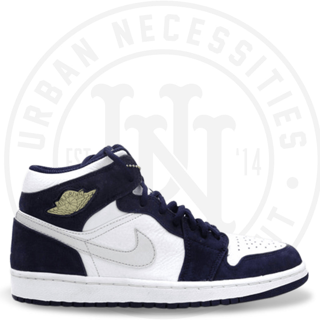 Air Jordan 1 Retro + 136065 101-Urban Necessities