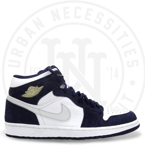 Air Jordan 1 Retro + 136065 101-Urban Necessities 7e0b5fa73