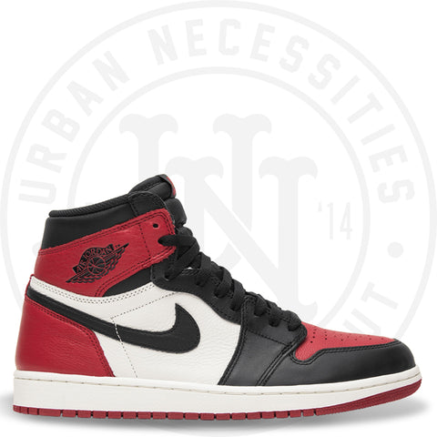 Air Jordan 1 Retro High OG 'Bred Toe' - 555088 610-Urban Necessities