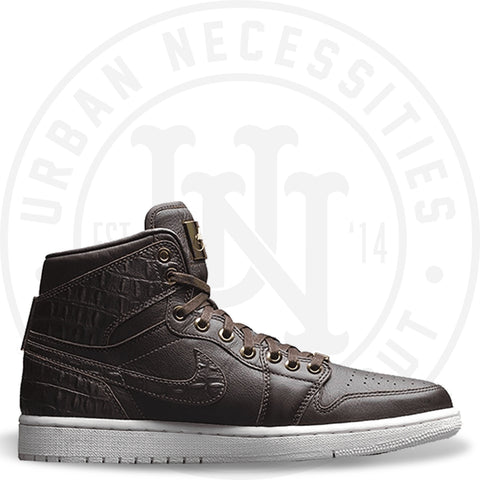 Air Jordan 1 Retro High OG Pinnacle 'Croc' - 705075 205-Urban Necessities