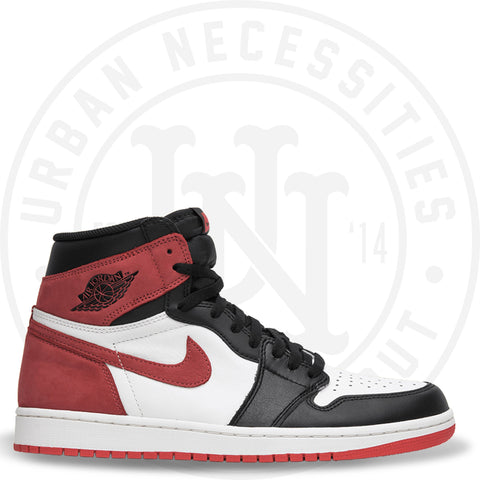 Air Jordan 1 Retro High OG 'Track Red' - 555088 112-Urban Necessities