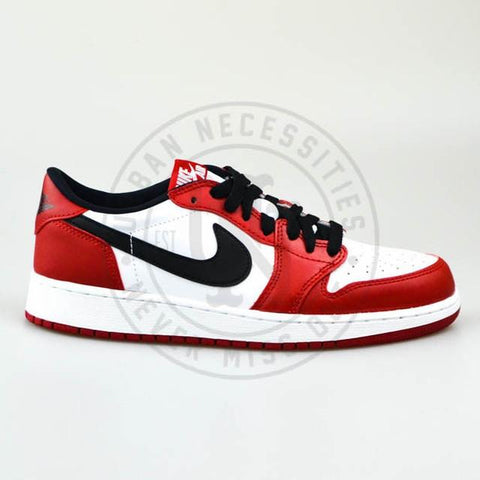 Air Jordan 1 Retro Low OG BG 'Chicago' - 709999 600-Urban Necessities