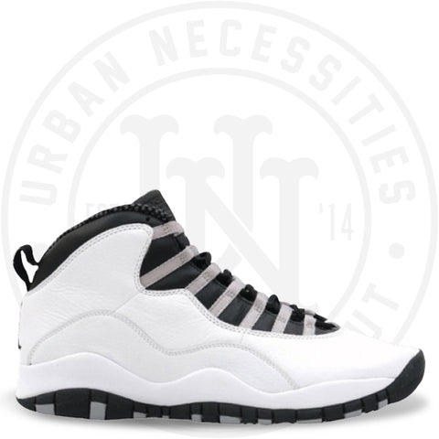 Air Jordan 10 Retro 'Steel' 2005 -310805 101-Urban Necessities