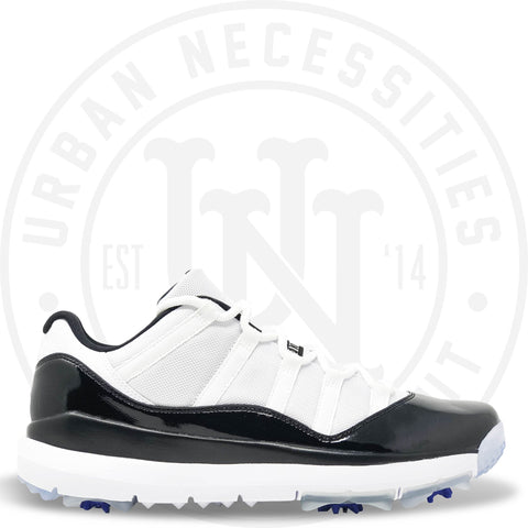 Air Jordan 11 Concord Low PE Golf Cleat-Urban Necessities