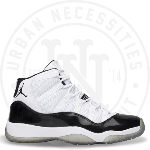 Air Jordan 11 Retro GS 'Concord' 2011 - 378038 107-Urban Necessities