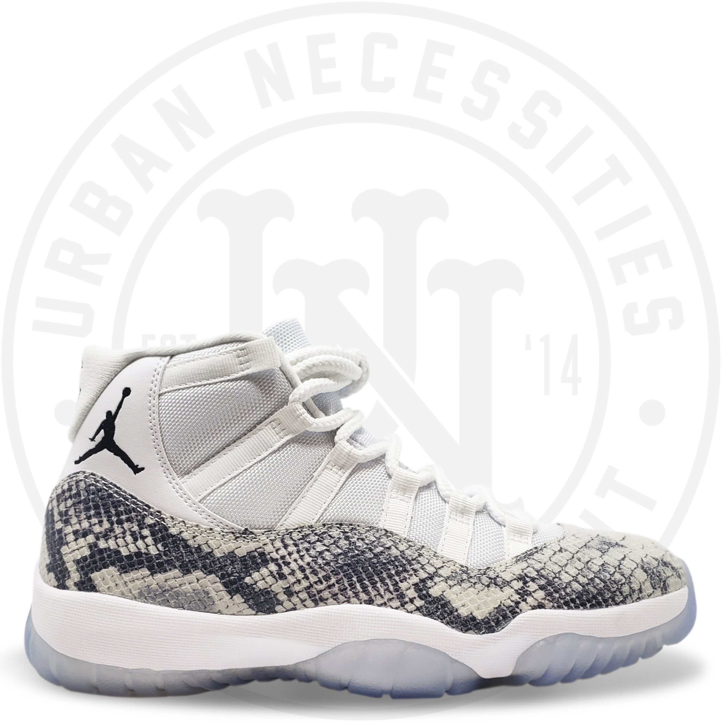 huge selection of 28889 768c6 Air Jordan 11 Retro 'White Snakeskin' White/White Ice HO16-MNJDLS-281 78432S