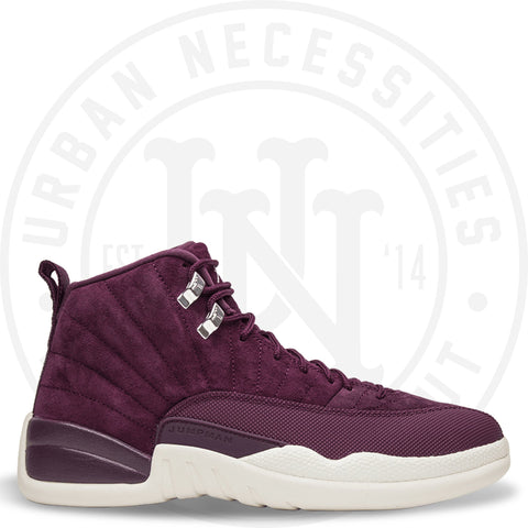Air Jordan 12 Retro 'Bordeaux' - 130690 617-Urban Necessities