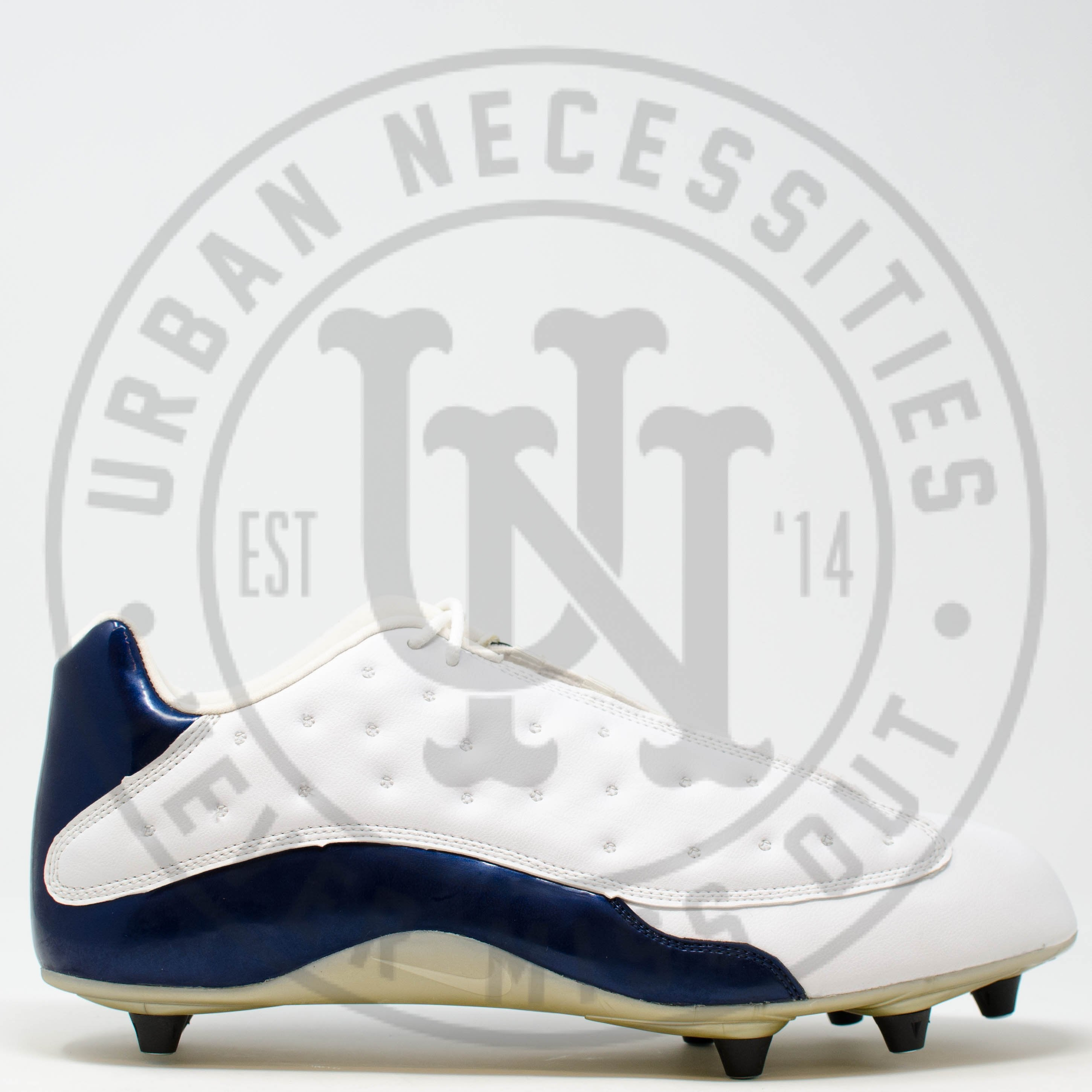 magasin en ligne e4b9b 9a457 Air Jordan 13 Low Cleat PE 'Eddie George' -CLF107-M10-C1