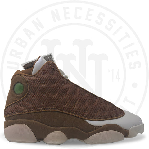 Air Jordan 13 Retro White/Desert Clay - Team Red Sample-Urban Necessities