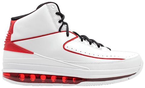Air Jordan 2.0 'White Varsity Red' - 455616 100-Urban Necessities