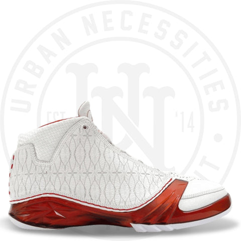 Air Jordan 23 White/Varsity Red - 318376 161-Urban Necessities