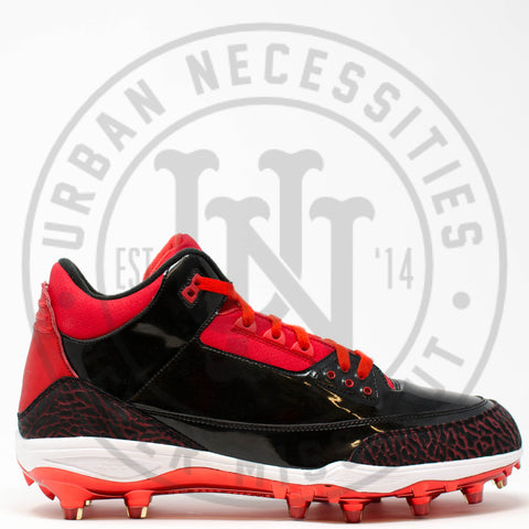 Air Jordan 3 Cleat PE 'Terrell Owens' - 324822 165990-Urban Necessities