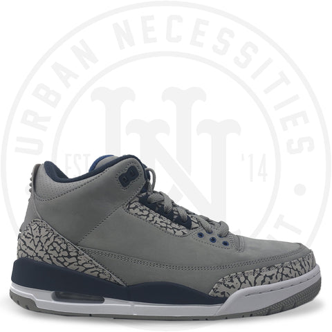 "AIR JORDAN 3 ""GEORGETOWN HOYAS"" PE-Urban Necessities"