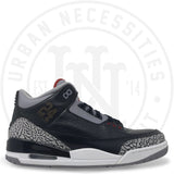 Air Jordan 3 Retro 'Black Cement' 2011 'Revis' PE-Urban Necessities