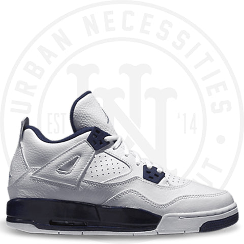 Air Jordan 4 Legend Blue Gs - 408452 107-Urban Necessities