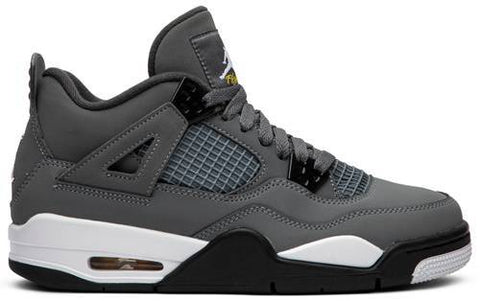 Air Jordan 4 Retro GS 'Cool Grey' 2019 - 408452 007-Urban Necessities