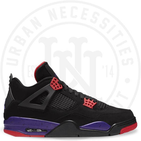 Air Jordan 4 Retro NRG 'Raptors - Drake Signature' - AQ3816 056-Urban Necessities