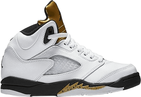 Air Jordan 5 Retro BP 'Olympic' - 440889 133-Urban Necessities