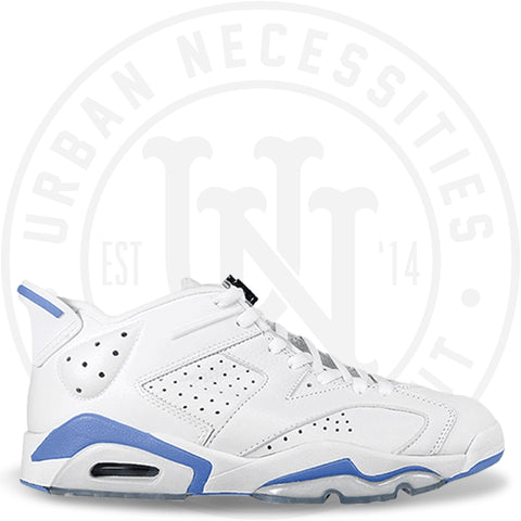 Air Jordan 6 Retro Low 'University Blue'- 304401 141-Urban Necessities