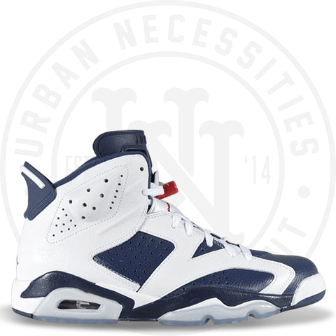 Air Jordan 6 Retro 'Olympic' 2012 - 384664 130-Urban Necessities