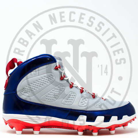 Air Jordan 9 Cleat PE 'Hakeem Nicks' - HO12-MNJDSP-944-Urban Necessities