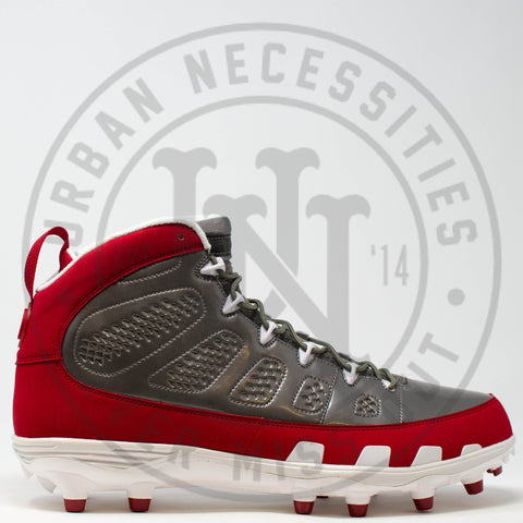 Air Jordan 9 Cleat PE 'Josh Freeman' - HO12-MNJDSP-944-Urban Necessities