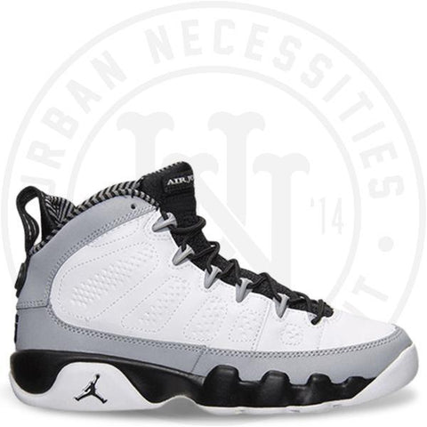Air Jordan 9 Retro BG 'Barons' - 302359 116-Urban Necessities