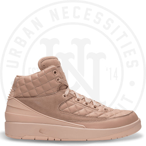 Air Jordan Just Don x Air Jordan 2 Retro GG 'Arctic Orange'- 923840 805-Urban Necessities