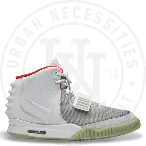 Air Yeezy 2 NRG 'Pure Platinum' - 508214 010-Urban Necessities
