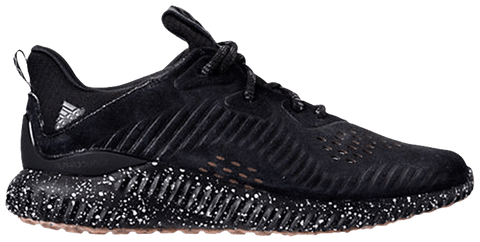 Alphabounce Leather 'Core Black' - CQ1059-Urban Necessities