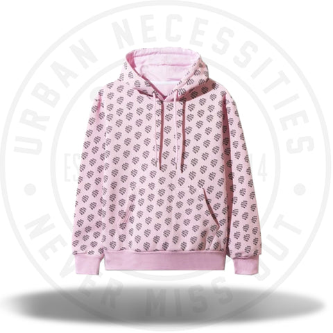 Anti Social Social Club ASSC All Over You Hoodie Pink-Urban Necessities