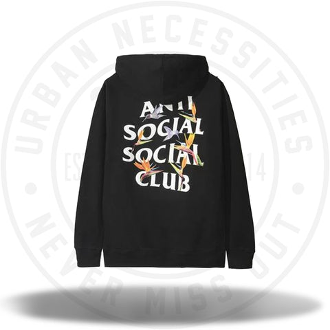 Anti Social Social Club ASSC Pair of Dice Hoodie Black-Urban Necessities