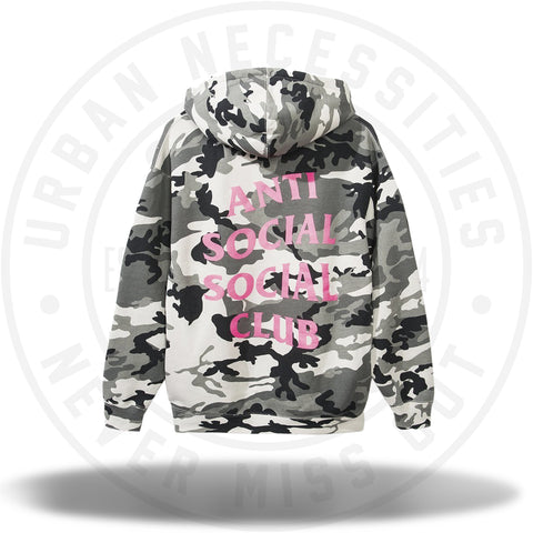Anti Social Social Club Frozen Hoodie (Rerelease)-Urban Necessities