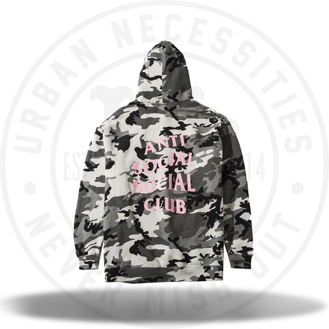 Anti Social Social Club Frozen Hoodie-Urban Necessities
