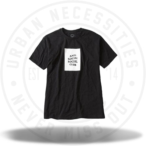 Anti Social Social Club Logo Tee-Urban Necessities