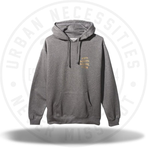 Anti Social Social Club Metal Gear Solid Hoodie-Urban Necessities