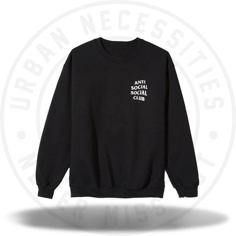 Anti Social Social Club Mind Games Crewneck-Urban Necessities