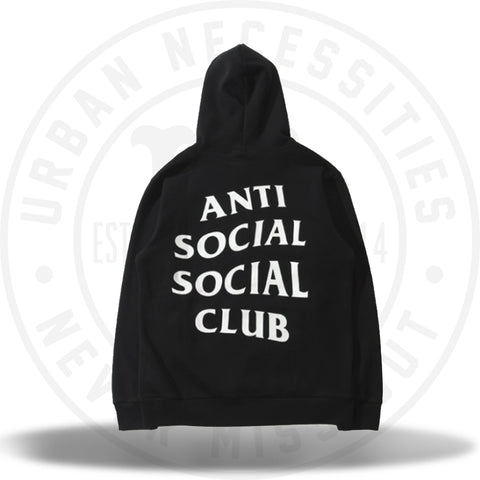 Anti Social Social Club Mind Games Hoodie-Urban Necessities