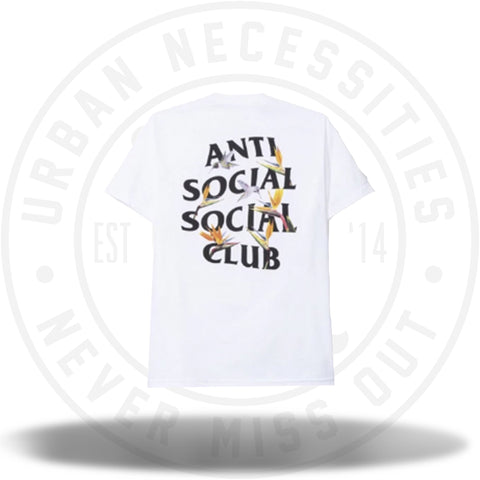 Anti Social Social Club Pair of Dice Tee White-Urban Necessities