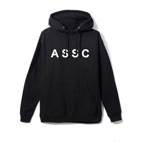 Anti Social Social Club Peach Love Hoodie Black-Urban Necessities