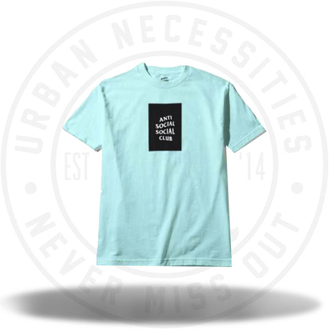 Anti Social Social Club Tee Mint-Urban Necessities