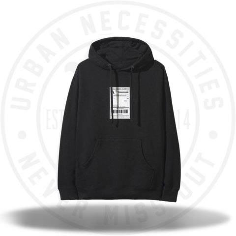 Anti Social Social Club Thank God Black Hoodie-Urban Necessities