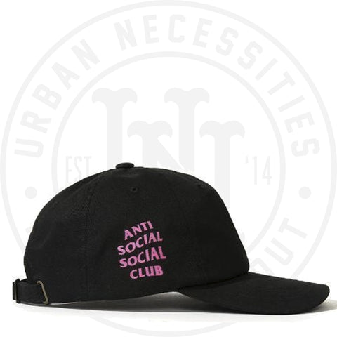 Anti Social Social Club x Playboy Hat Black-Urban Necessities
