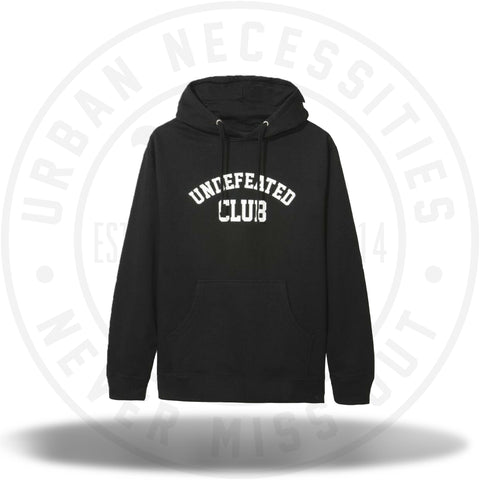 Anti Social Social Club x Undefeated Black Hoodie-Urban Necessities