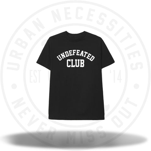 Anti Social Social Club x Undefeated Black Tee-Urban Necessities
